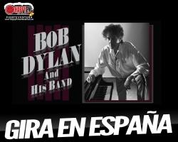Conciertos de Bob Dylan en España
