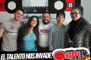 (fotos) Entrevista Escuela Maxocrearte