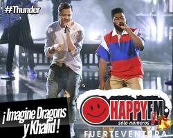 """Khalid participa con Imagine Dragons en una versión de """"Thunder"""""""