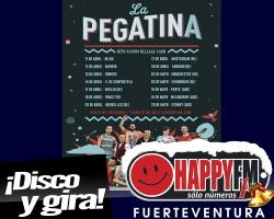 La Pegatina prepara álbum y gira 15 aniversario