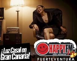 Luz Casal presentará su nuevo trabajo discográfico en Gran Canaria