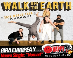 "Walk Off The Earth presenta ""Nomad"" y anuncia gira europea"