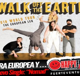 Walk Off The Earth presenta