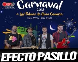 Concierto de Efecto Pasillo en Gran Canaria