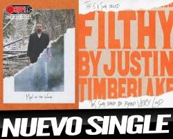 """Por fin podemos escuchar """"Filthy"""", lo nuevo de Justin Timberlake"""