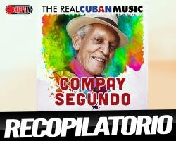 The Real Cuban Music rinde homenaje a Compay Segundo con un recopilatorio