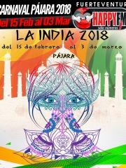 Carnavales 2018 en el municipio de Pájara (del 15 Feb al 03 Mar)