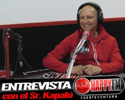 Entrevista a Santiago González…El Señor Kapalú