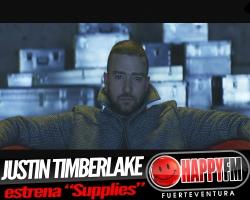 """""""Supplies"""" es lo nuevo de Justin Timberlake"""