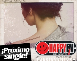 """A punto """"Nadie Ha Dicho"""", el primer single de Laura Pausini de su próximo disco"""