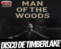 Man Of The Woods es el nuevo disco de Justin Timberlake