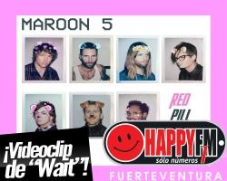 """Maroon 5 estrena el videoclip del tema """"Wait"""""""