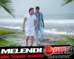 """Melendi publica un adelanto de """"El Arrepentido"""", su nuevo single junto a Carlos Vives"""