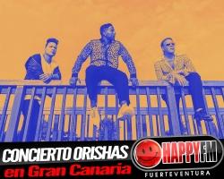 Concierto de Orishas en Gran Canaria