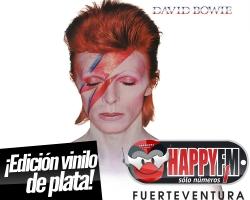 """""""Aladine Sane"""" de David Bowie será relanzado en vinilo de plata"""