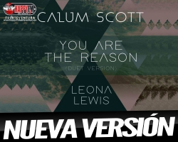 """Leona Lewis en la nueva versión de """"You Are The Reason"""" de Calum Scott"""