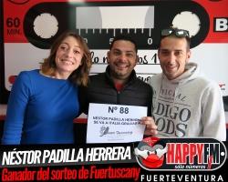 Néstor Padilla Herrera…¡Te vas a conocer Italia gracias a Fuertuscany!