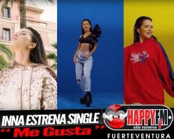 "Inna presenta nuevo single: ""Me Gusta"""