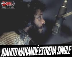 """Juanito Makandé estrena """"A Los Inviernos Los Mata El Amor"""""""