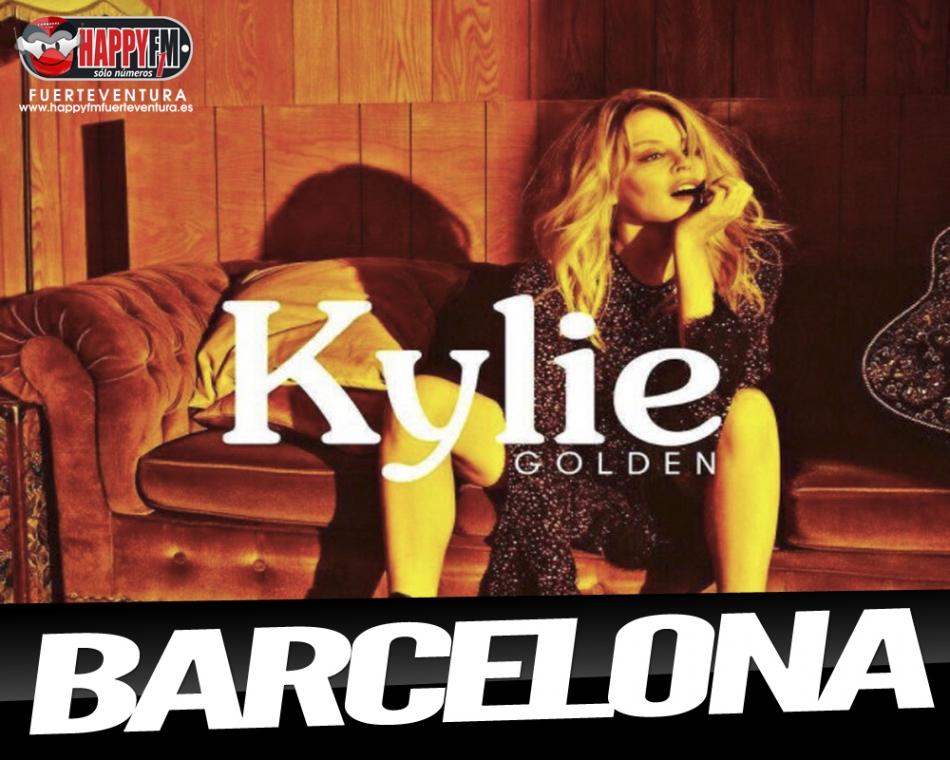 Kylie Minogue anuncia un único concierto en Barcelona