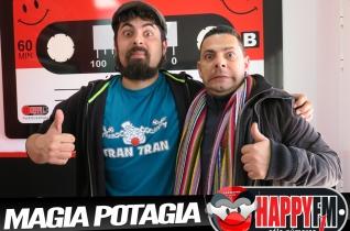 (fotos) Entrevista al Mago Pau Segalés