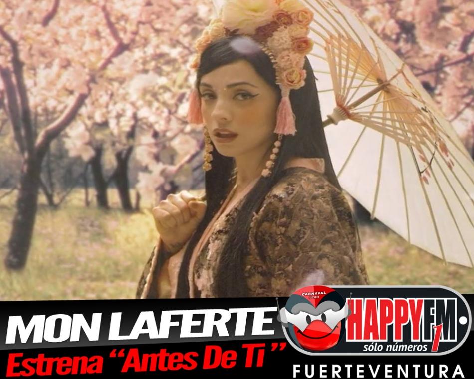 """Mon Laferte estrena el single Antes De Ti"""""""