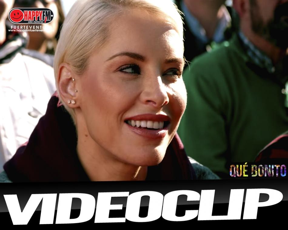 """Soraya presenta el videoclip para """"Qué Bonito"""""""