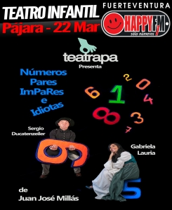teatroinfantil_numerosimpareseidiotas_pajara_happyfmfuerteventura