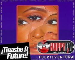 """""""Faded Love"""" es lo nuevo de Tinashe junto a Future"""