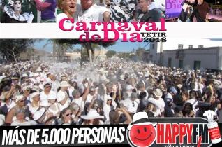 Carnaval de Día de TeTir 2018