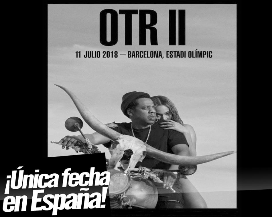 Único concierto de Jay-Z y Beyoncé en Barcelona