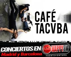 Conciertos de Café Tacvba en Madrid y Barcelona