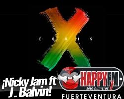 """""""X"""" es lo nuevo de Nicky Jam y J. Balvin"""