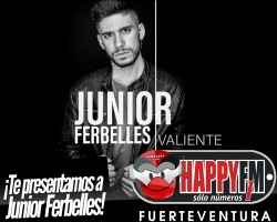 "Les presentamos a Junior Ferbelles y su single debut ""Valiente"""