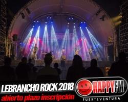 ¿Quieres actuar en el Lebrancho Rock 2018?