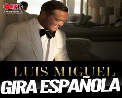Luís Miguel pasará de concierto por nuestro país