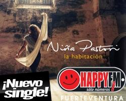 """Niña Pastori estrena el single """"La Habitación"""""""