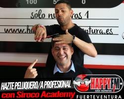 Hazte peluquero/a profesional con Siroco Academy, la academia de Siroco Peluqueros