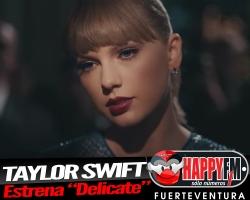 """""""Delicate"""" es lo nuevo de Taylor Swift"""