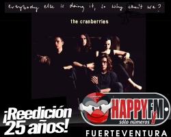 The Cranberries preparan reedición 25 aniversario de su primer disco