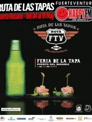 """""""Feria de la Tapa"""" en Puerto del Rosario (del 04 al 19 de Mayo)"""