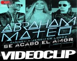 "Abraham Mateo estrena hoy el videoclip del tema ""Se Acabó El Amor"""