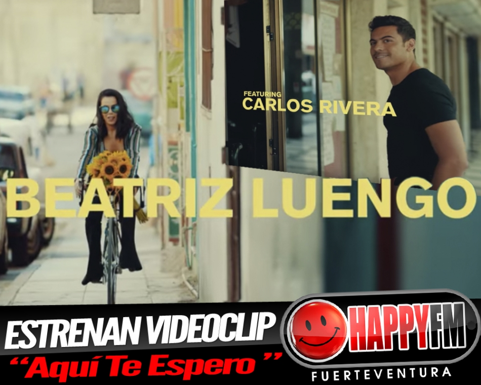 """Beatriz Luengo y Carlos Rivera estrenan el videoclip de """"Aquí Te Espero"""""""
