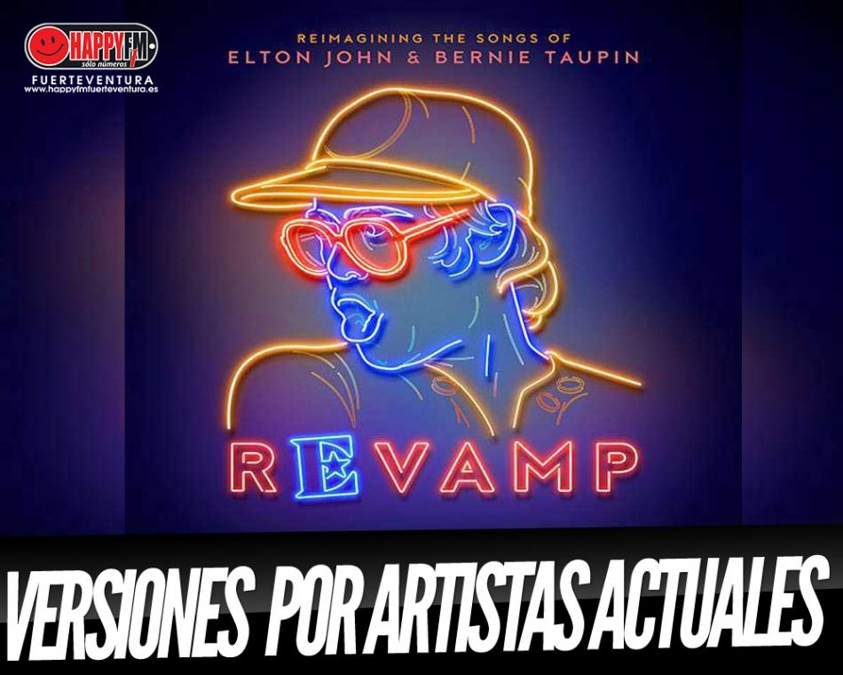 """""""Revamp"""", canciones de Elton John interpretadas por otros artistas"""