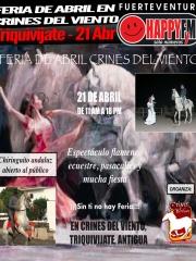 Feria de Abril en el centro hípico Crines del Viento