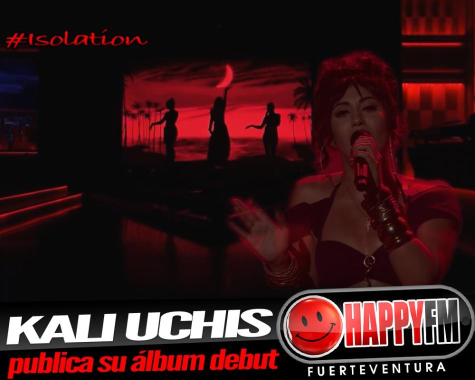 """""""Isolation"""" es el álbum debut de Kali Uchis"""