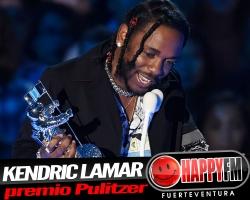 Kendric Lamar recibe el premio Pulitzer de la música