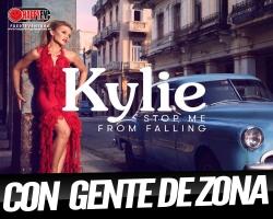 Gente de Zona acompaña a Kylie Minogue en una nueva versión de 'Stop Me From Falling'