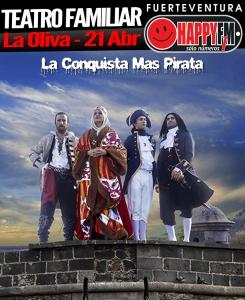 laconquistamaspirata_laoliva_happyfmfuerteventura