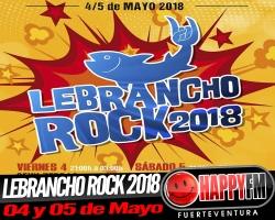 Lebrancho Rock 2018 presenta el cartel para los próximos 4 y 5 de Mayo